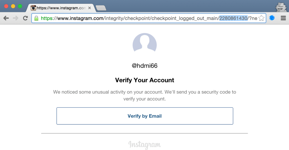 How one man could have grabbed your Instagram account – Naked Security